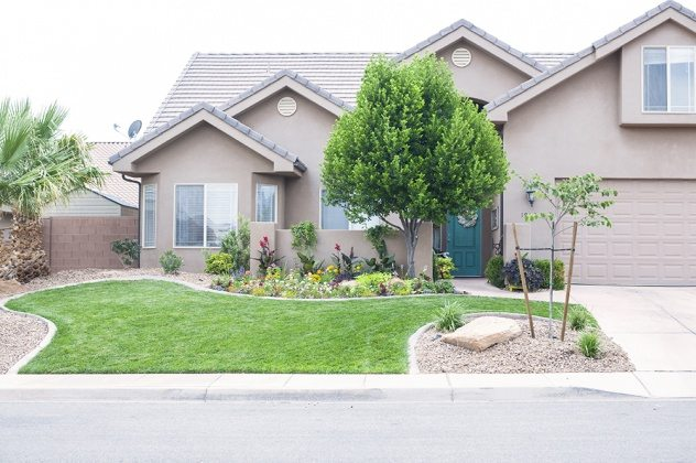 front yard landscaping cool ideas