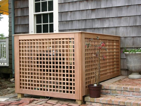 Lattice-Fence-Designs