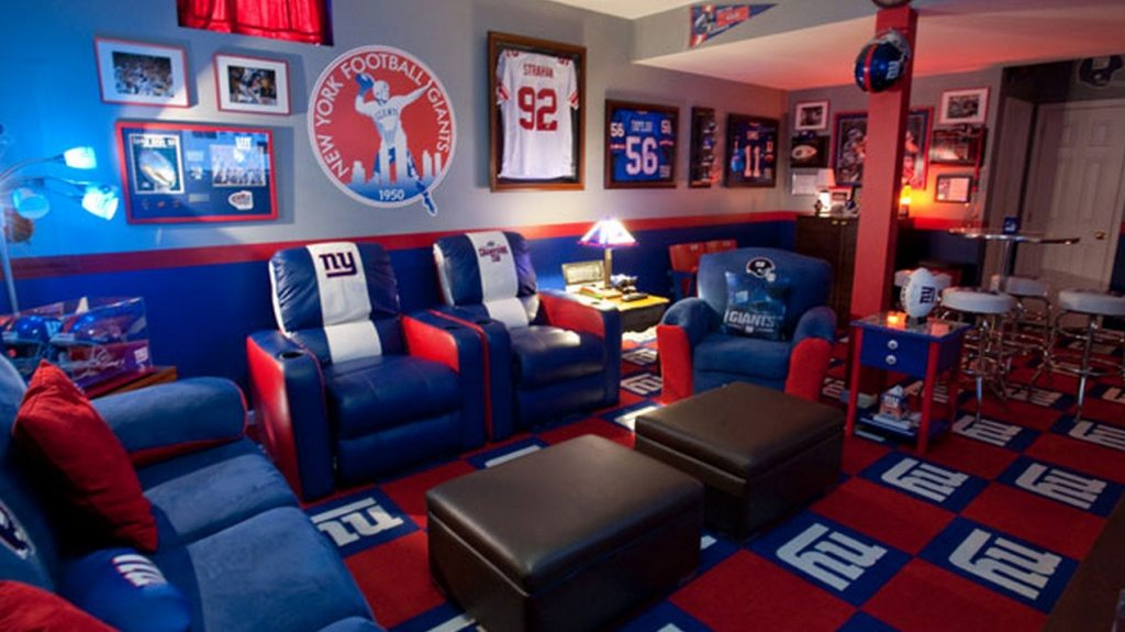 fancy Man cave ideas