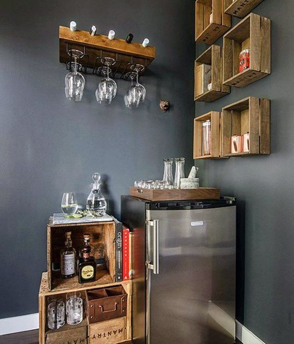 common man cave ideas