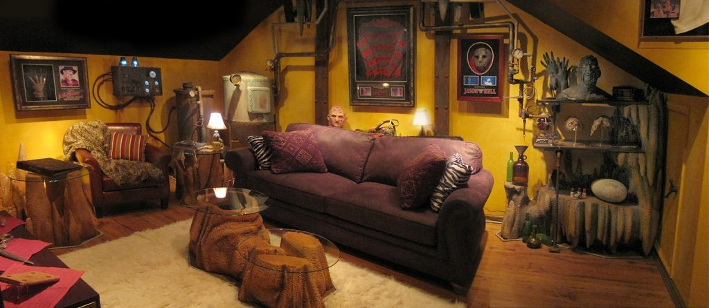 great Man cave ideas