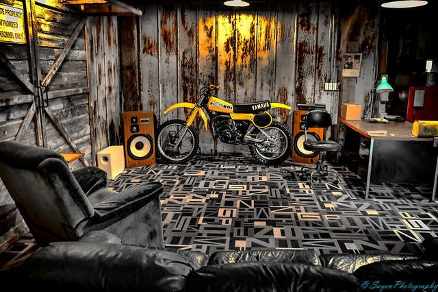 about amazing Man cave ideas