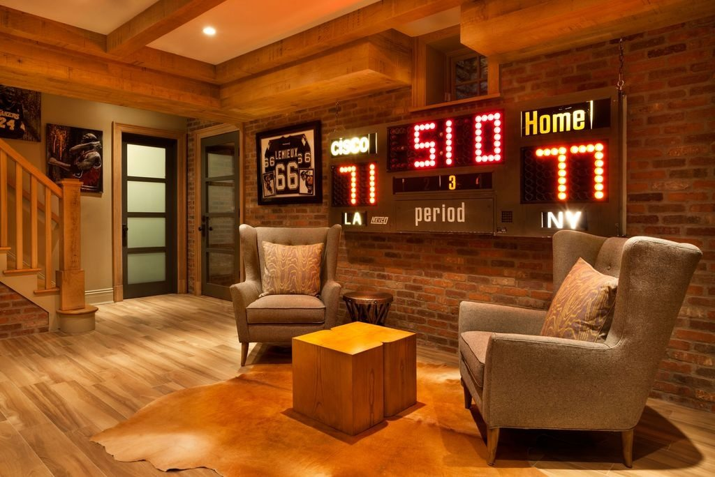the great Man cave ideas