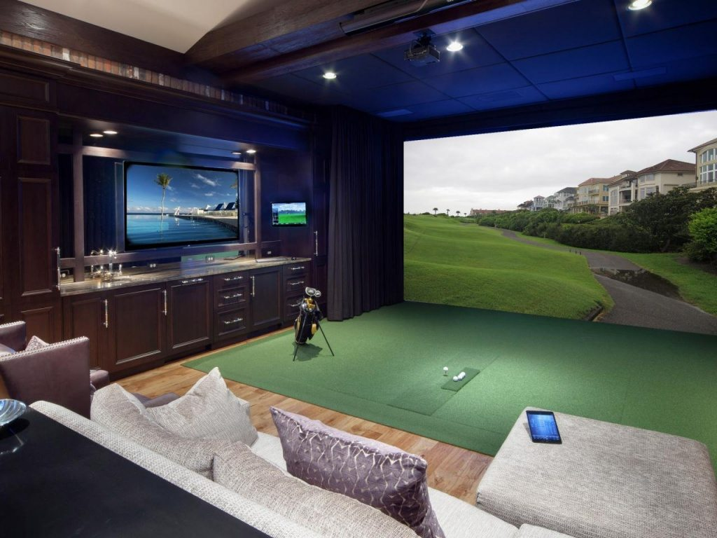 smart Man cave ideas