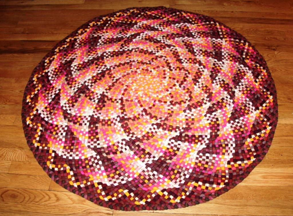 braided diy rugs