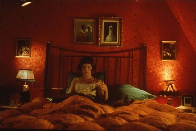 Amelie cool bedrooms inspired from movies