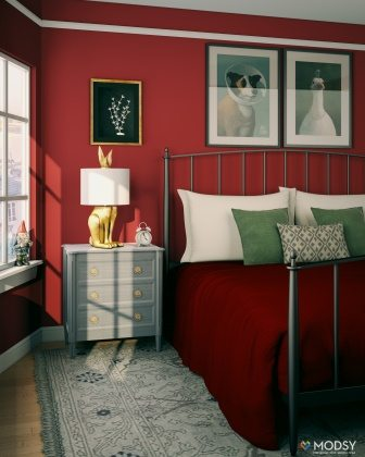 Amelie's cool bedrooms makeover