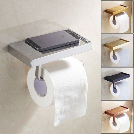 cool and best toilet paper holder ideas