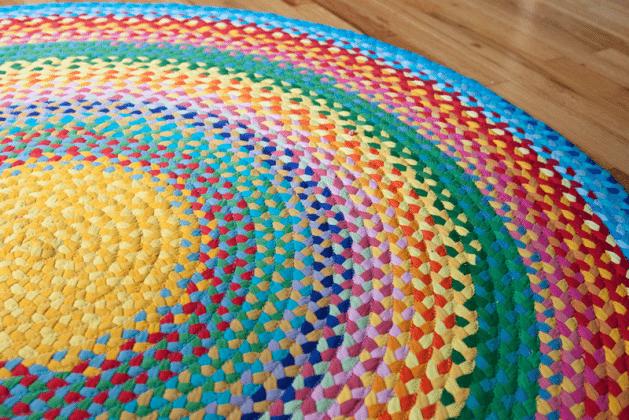 do it yourself diy rugs braided rug