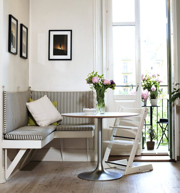 top breakfast nook ideas