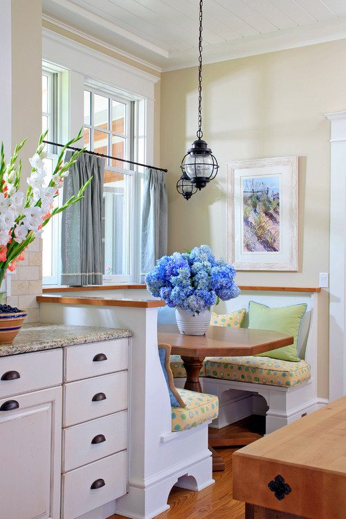 all nice breakfast nook ideas
