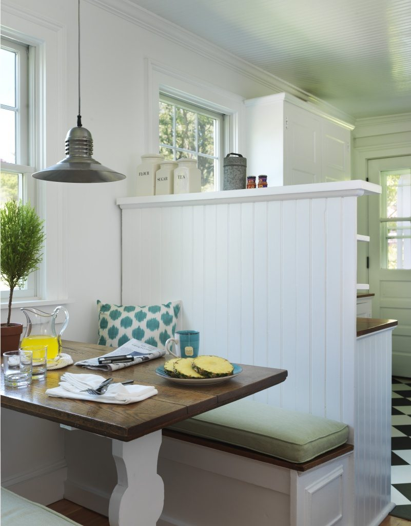 some cool breakfast nook ideas