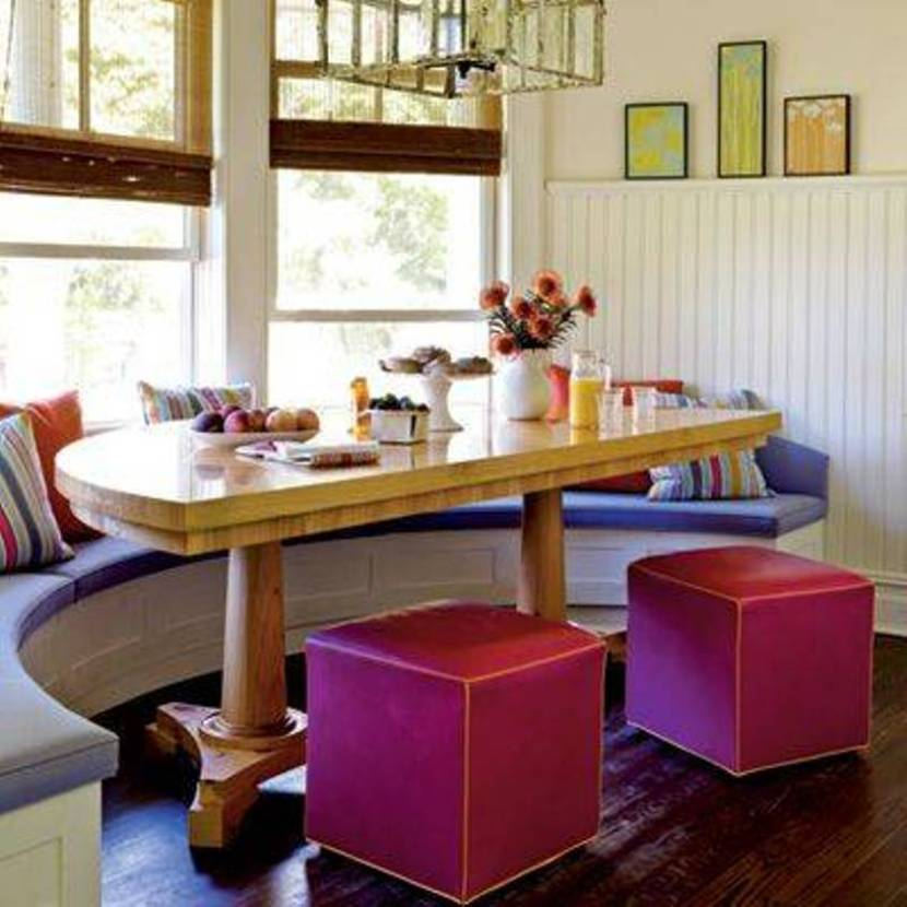 all about breakfast nook ideas