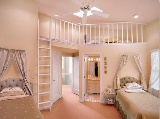 cool bedrooms for girls ideas