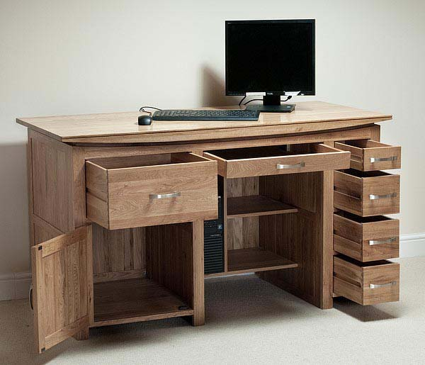 Desk with storage and drawers - Best desks