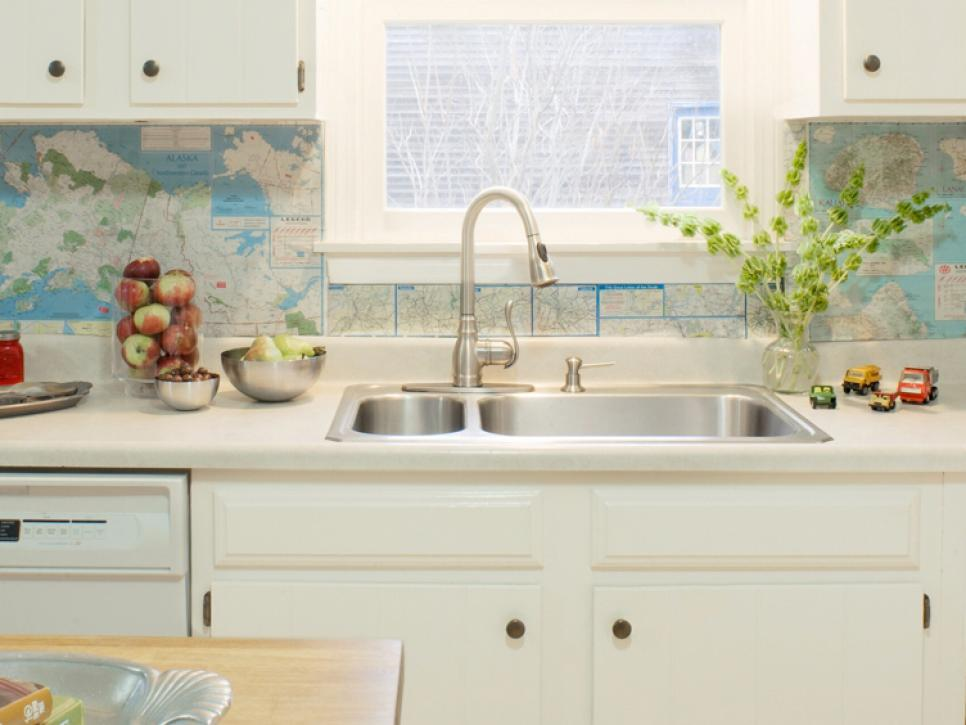 diy kitchen backsplash ideas on a budget