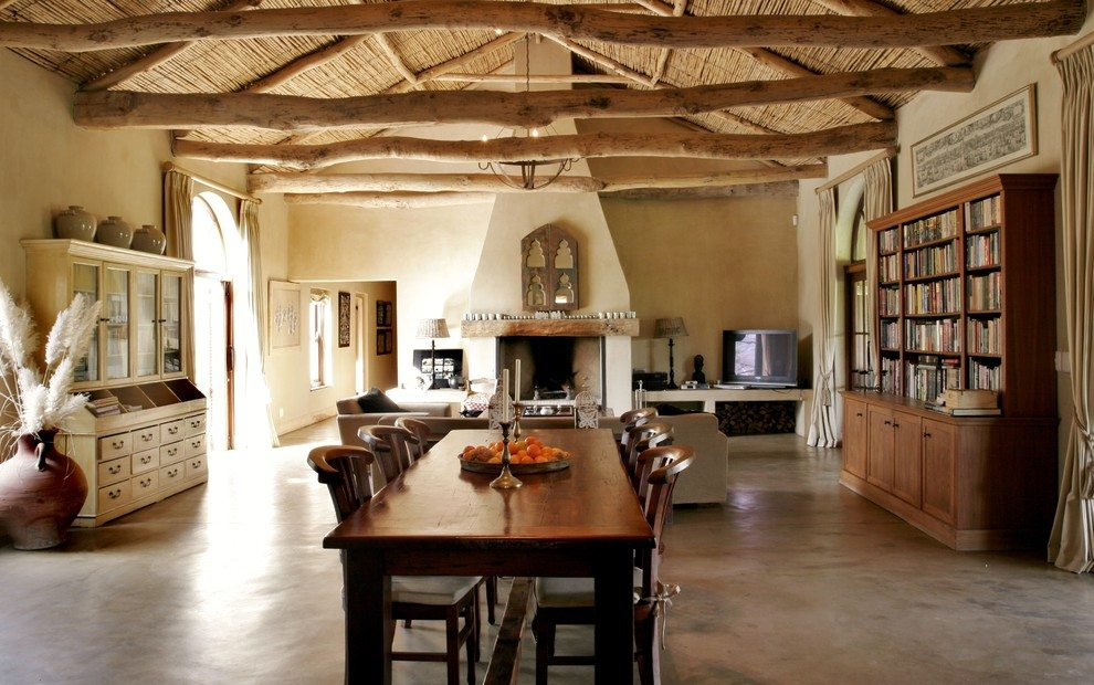 more farmhouse dining room