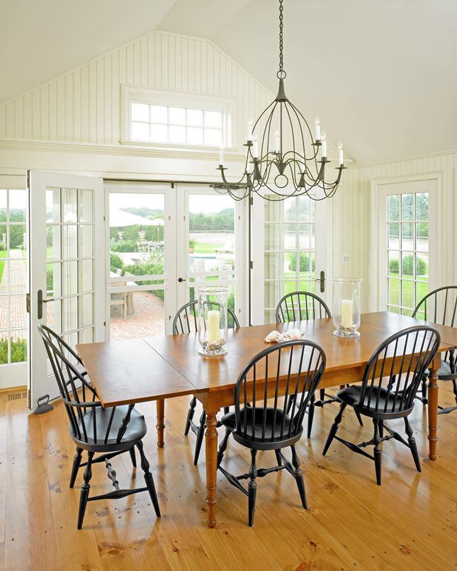 best farmhouse dining room