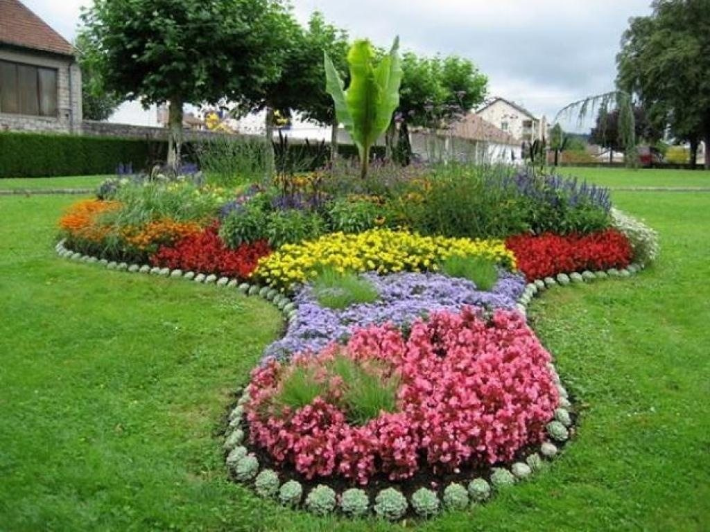 all about flower bed ideas