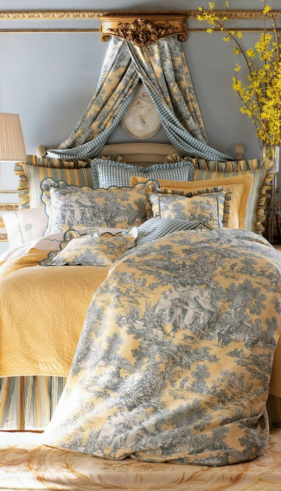 the entire french country decor