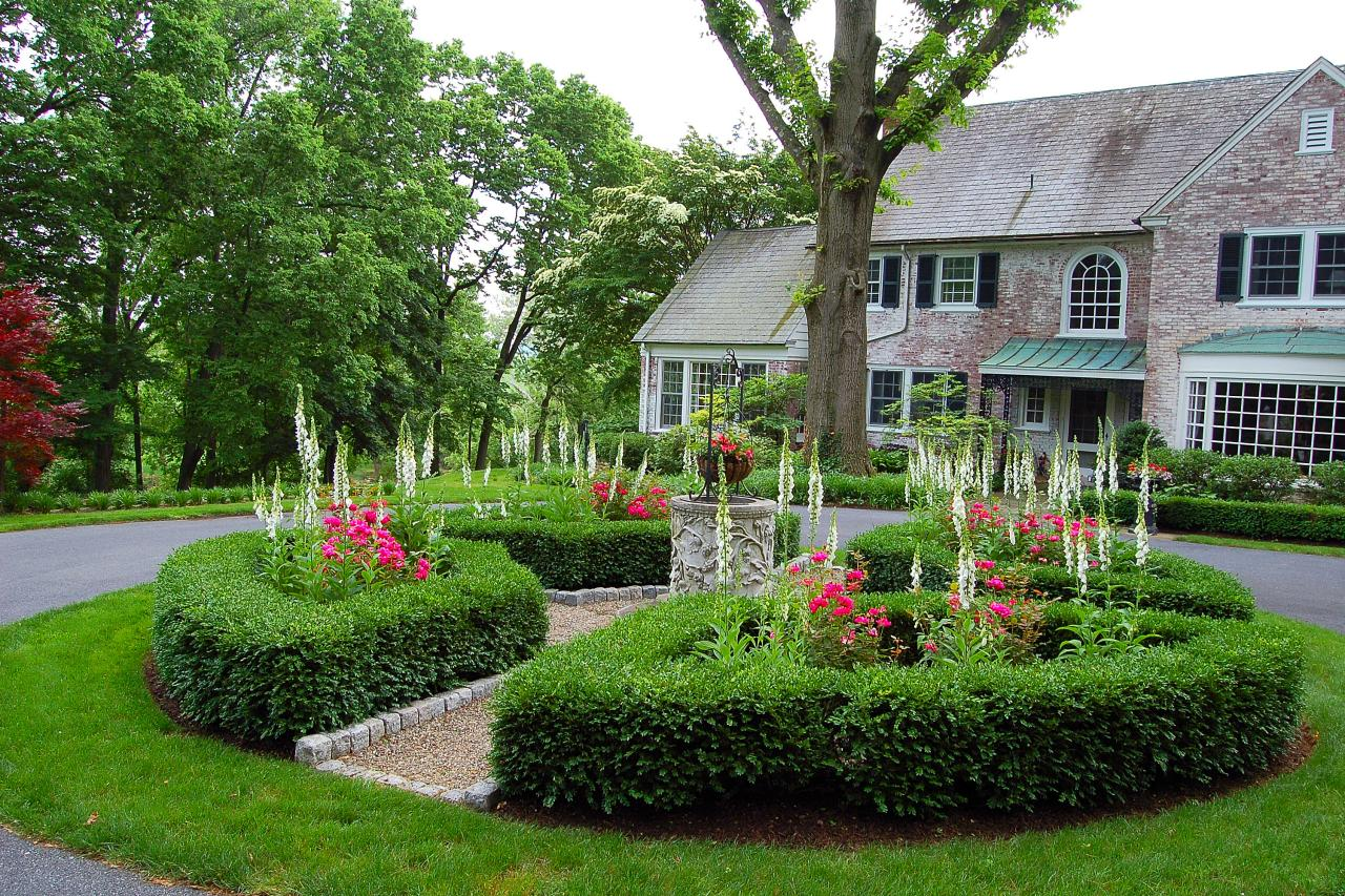 50 front yard landscaping ideas with gallery decoration y for Ideas of front yard landscaping