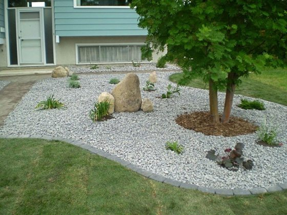 front yard landscape cool ideas