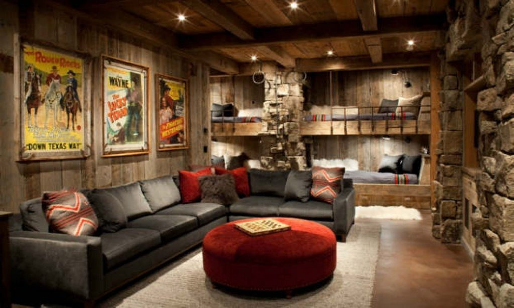 30 Best Man Cave Furniture Amp Decorations Ideas Interior