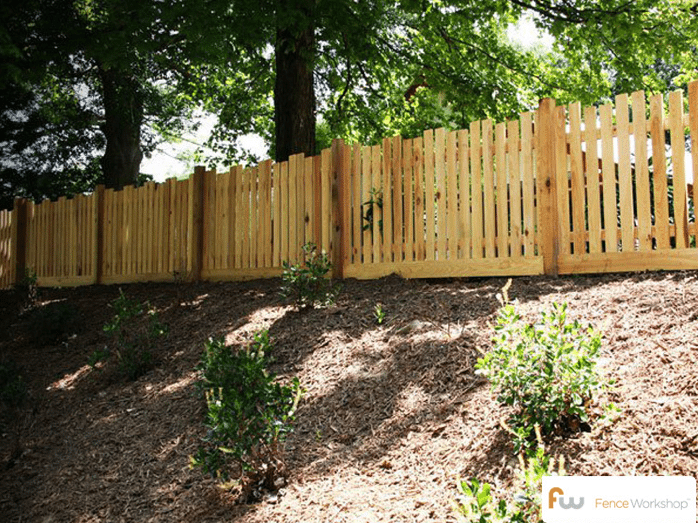 building a fence for dummies - fence designs