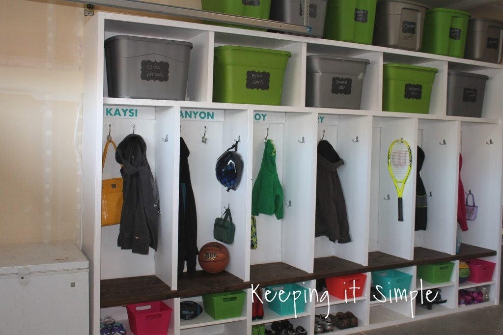 new great mudroom lockers