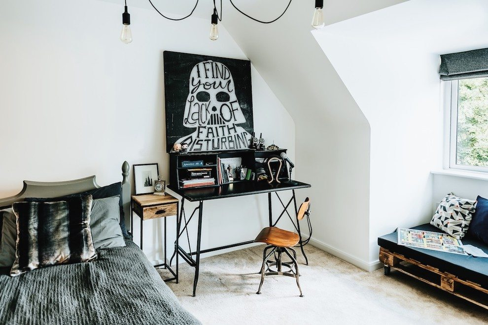 about the star wars bedroom