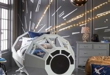 all fine star wars bedroom