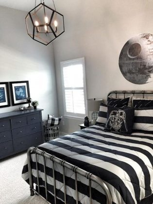 star wars bedroom for boys cool bedrooms