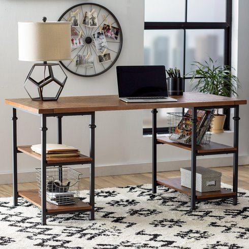 fancy type of desks