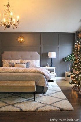 Luxurious bedroom rugs