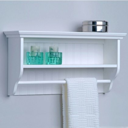 White Bathroom Shelf With Towel Bar Bathroom Wall Shelves With Towel Bar Awesome Bathroom Wall Shelves With Towel Bar