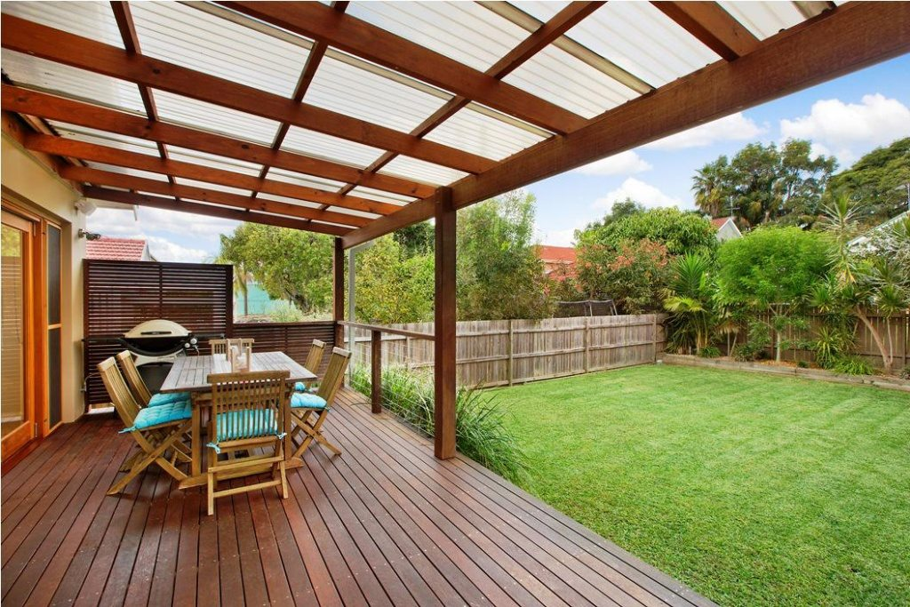 best covered patio typs