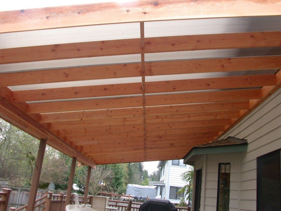 one smart covered patio