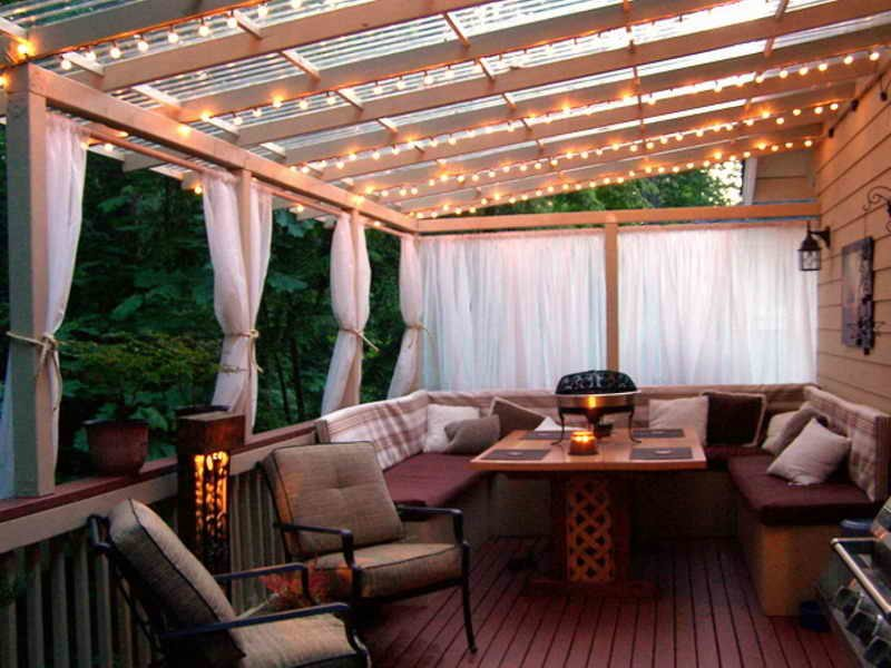 the best covered patio