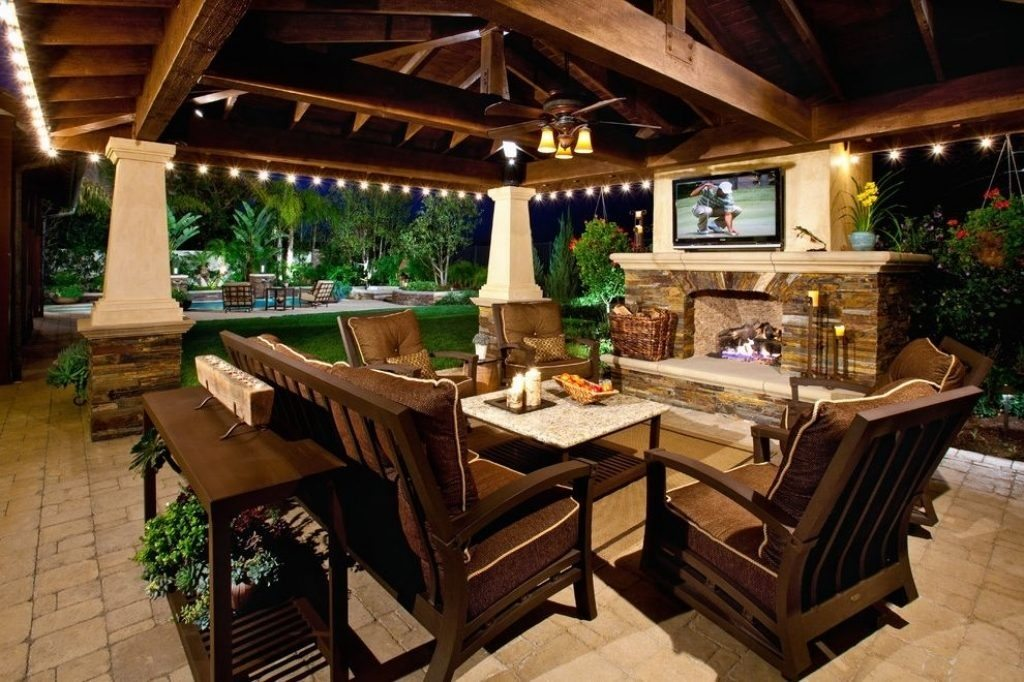 Covered Patio Ideas, Designs, and Plans | Decor Or Design