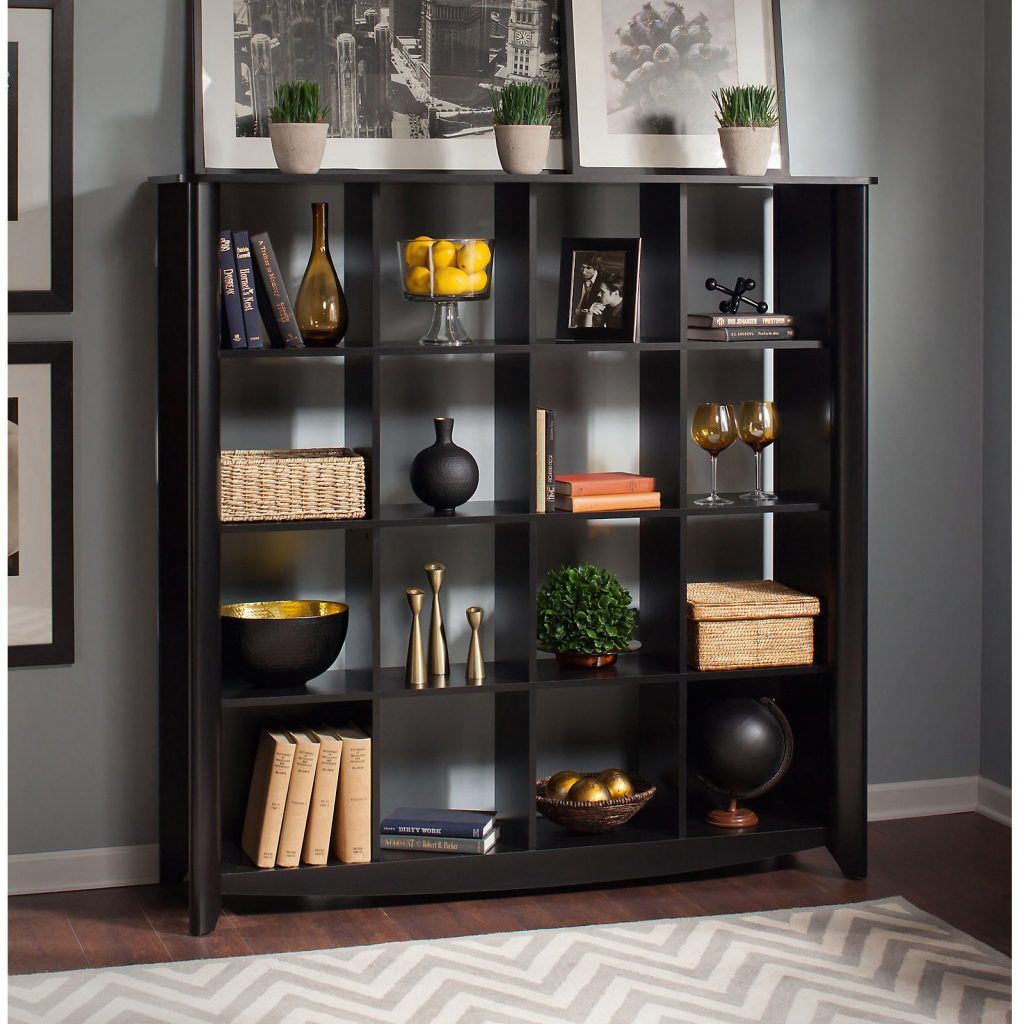 new cube bookshelf