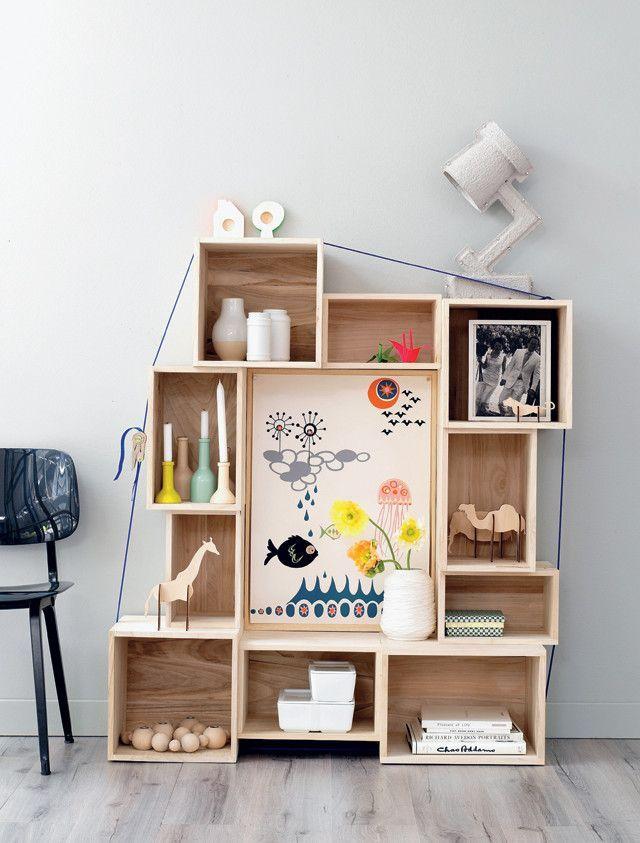 cube bookshelf ikea