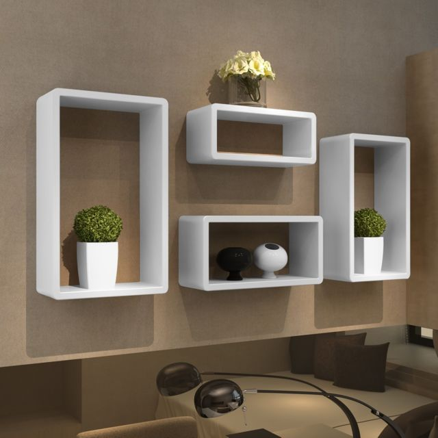 decorating cube bookshelf