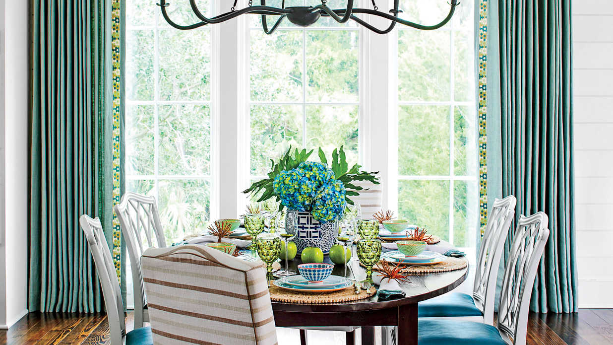 Dining room decor ideas pictures