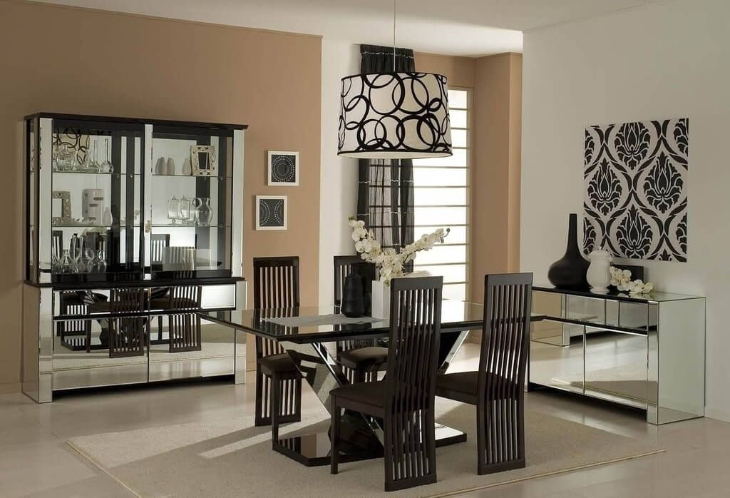 top of the dining room decorating ideas