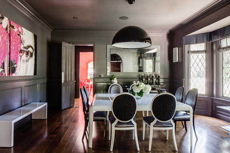 best and cool dining room decorating ideas
