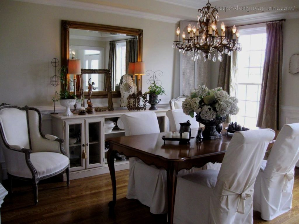the dining room decorating ideas