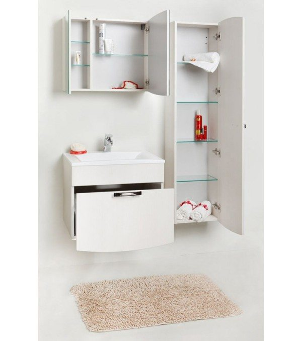 47 Best Bathroom Wall Storage Cabinets Designs & Ideas