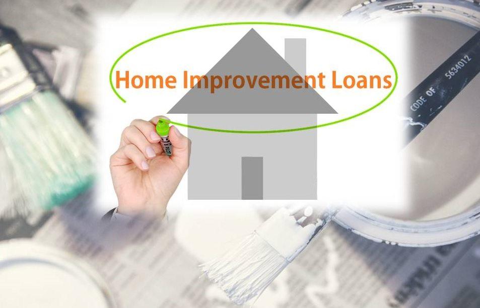 how home improvement loans work