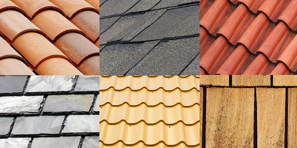 popular roof shingles types
