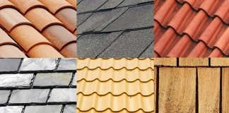 popular roof shingles types